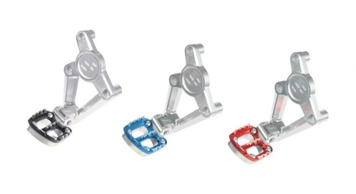 LighTech Honda X-ADV 2017 Adjustable Rearsets